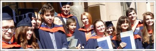 В Восточно-Европейском Институте Психоанализа состоялся торжественный выпуск студентов