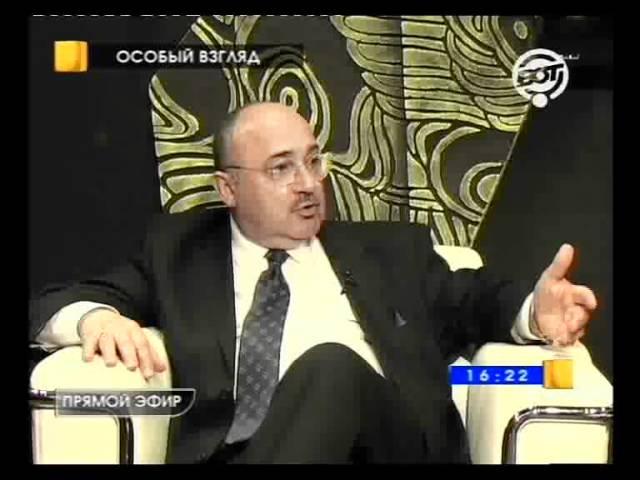 Михаил Решетников у Алексея Лушникова