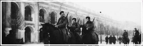 Гражданская война и революция – социальные неврозы